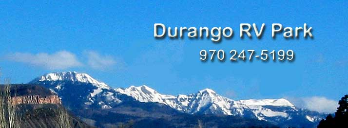 Durango RV Park Open Year Round